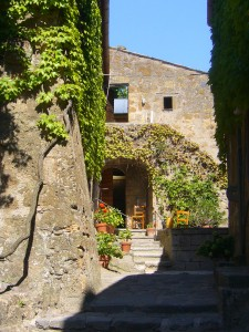 inn in civita